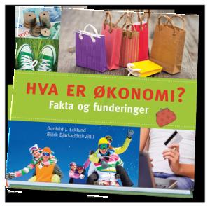 Ny bok om økonomi for barn og unge