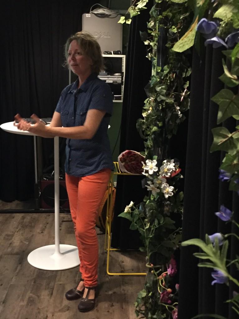 Engasjert forfatter Gunhild J. Ecklund